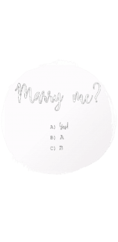 cover Marry me?
