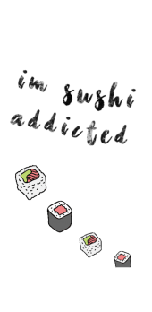 cover sushi addicted