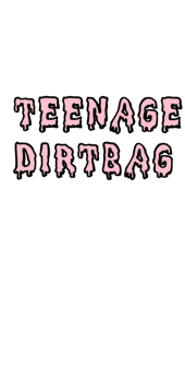 cover teenage dirtbag