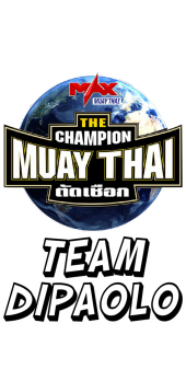 cover The champion Max Muay Thai
