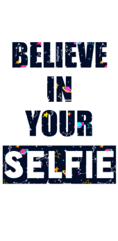 cover Believe in your Selfie