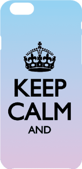 cover Keep Calm And