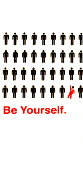 cover #beyourself