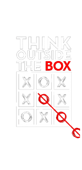 cover think outside the box