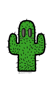 cover happy cactus