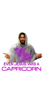 cover EVEN JESUS WAS A CAPRICORN