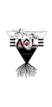 cover t-shirt soul eagle lifestyle