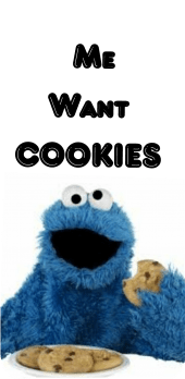 cover cookie monster wants cookies