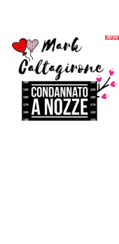 cover Nozze Mark Caltagirone