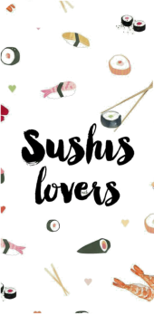cover cover sushi