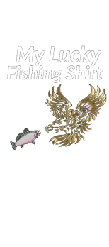 cover A looky Fishing Tshirt for when you go out to catch fish