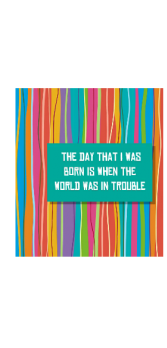 cover the day I was born t-shirt