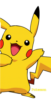 cover Pokemon pikachu