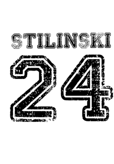 maglietta Stilinski 24 for man