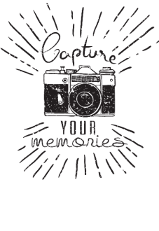 maglietta capture your memoires