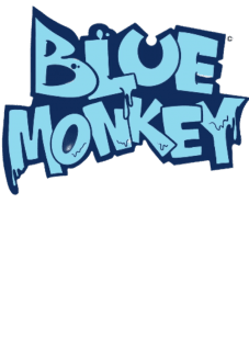 maglietta the official BlueMonkey tshirt