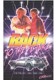 maglietta Back To The Future