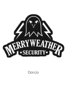maglietta Merry security