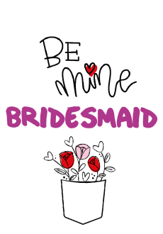 maglietta Bridesmaid_Wedding