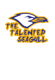 maglietta Talented Seagull Official Darts T-Shirt