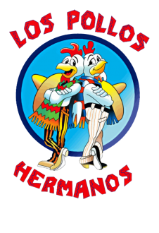 maglietta Los Pollos Hermanos - Breaking Bad