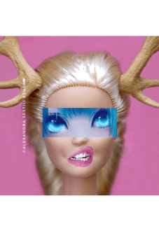 maglietta Angry Barbie