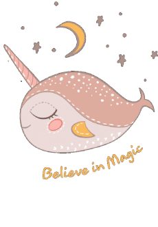 maglietta believe in magic