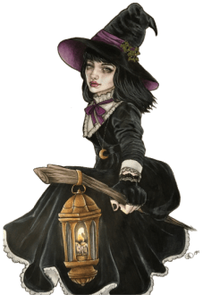 maglietta The Witch's Flight