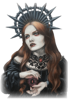 maglietta Our Lady of Blood