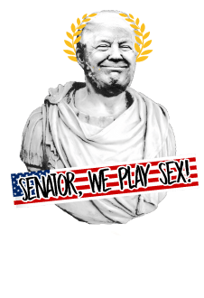 maglietta Senator, we play sex