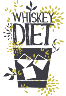 maglietta Whiskey diet