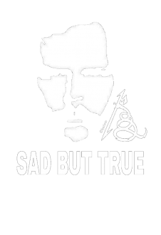 maglietta J.Hetfield - Sad But True