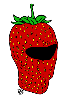 maglietta Mr. Strawberry