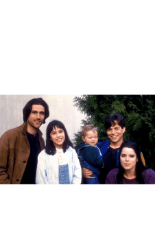 maglietta Party of Five