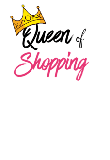 maglietta Queen of shopping