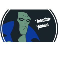 maglietta Martian Hunter new brand