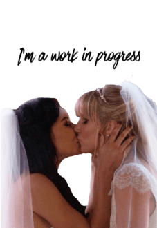 maglietta Brittana // Wedding