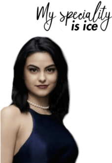 maglietta Veronica Lodge // Riverdale // 1