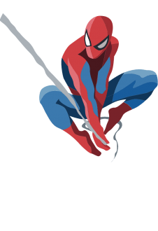 maglietta Spiderman