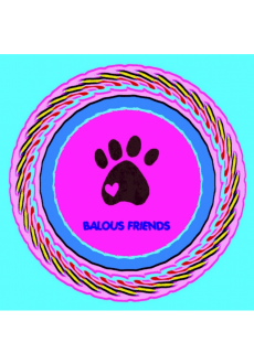 maglietta Balous Friends