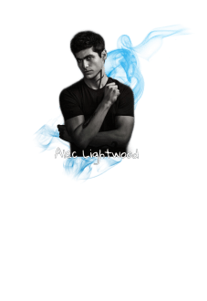 maglietta alec lightwood