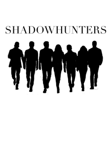 maglietta shadowhunter