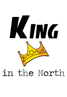 maglietta King in the North