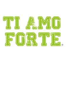 maglietta TIAMO FORTE COLLECTION 2020