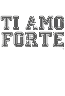 maglietta TI AMO FORTE COLLECTION 2020