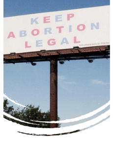 maglietta KEEP ABORTION LEGAL