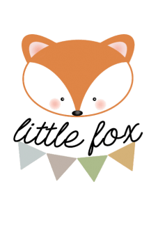 maglietta minithsirt little #fox