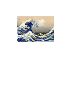 maglietta the Great Wave t shirt