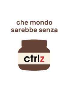 maglietta we love CTRLZ - N.1