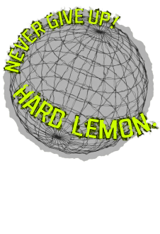 maglietta HARD LEMON E-WORLD